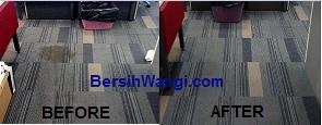 cuci karpet kantor pademngan